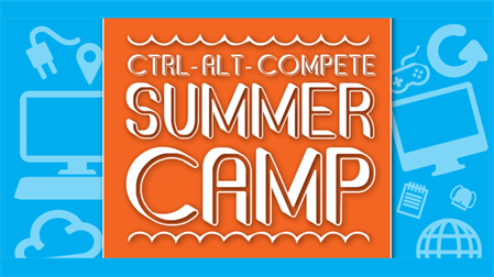 CTRL-ALT-COMPETE Summer Camp